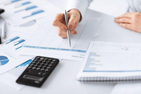 Assistente financeiro - Profissão dos números