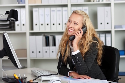 Auxiliar de escritório - Uma carreira de sucesso!